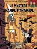 Edgar Pierre Jacobs - Les aventures de Blake et Mortimer  : Le mystère de la grande pyramide - Tome 1, Le Papyrus de Manethon.