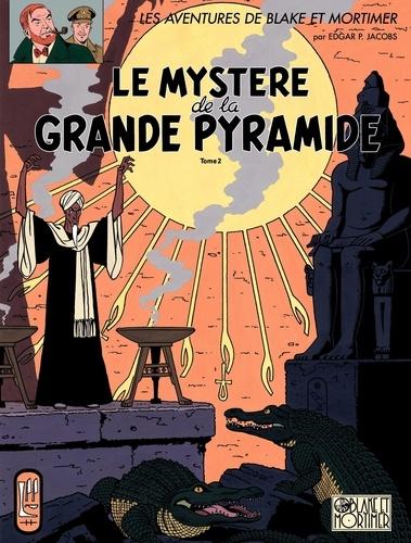 Les aventures de Blake et Mortimer - Le mystère de la grande pyramide - Tome 2Edgar-Pierre Jacobs - 9782870972199 - 9,99 €