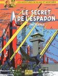 Edgar Pierre Jacobs - Les aventures de Blake et Mortimer  : Le secret de l'Espadon - Edition intégrale.