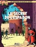 Edgar Pierre Jacobs - Les aventures de Blake et Mortimer  : Le secret de l'Espadon - Tome 2, L'évasion de Mortimer.