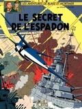Edgar Pierre Jacobs - Les aventures de Blake et Mortimer  : Le secret de l'Espadon - Tome 3, SX1 contre-attaque.
