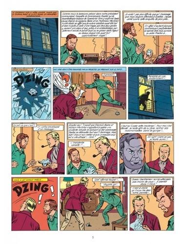 Les aventures de Blake et Mortimer Tome 10 L'affaire du collier