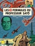 Edgar Pierre Jacobs - Les aventures de Blake et Mortimer Tome 11 : Les 3 formules du Professeur Sato - Mortimer à Tokyo.
