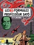 Edgar Pierre Jacobs - Les aventures de Blake et Mortimer Tome 11 : Les 3 formules du professeur Sato - Tome 1.