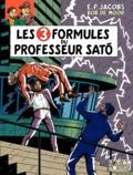 Edgar Pierre Jacobs et Bob De Moor - Les aventures de Blake et Mortimer Tome 12 : Les 3 formules du professeur Sato - Tome 2, Mortimer contre Mortimer.