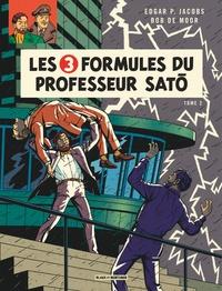 Edgar Pierre Jacobs et Bob De Moor - Les aventures de Blake et Mortimer Tome 12 : Les trois formules du professeur Sato - Tome 2, Mortimer contre Mortimer.