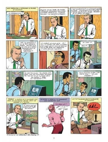 Les aventures de Blake et Mortimer Tome 12 Les trois formules du professeur Sato. Tome 2, Mortimer contre Mortimer