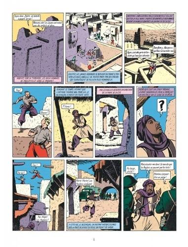 Les aventures de Blake et Mortimer Tome 2 Le secret de l'Espadon. Tome 2