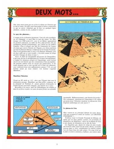 Les aventures de Blake et Mortimer Tome 4 Le mystère de la Grande Pyramide. Tome 1