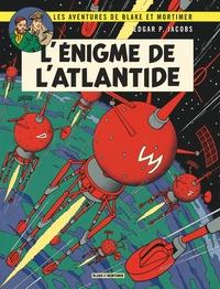 Edgar Pierre Jacobs - Les aventures de Blake et Mortimer Tome 7 : L'enigme de l'Atlantide.