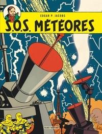 Edgar Pierre Jacobs - Les aventures de Blake et Mortimer Tome 8 : SOS météores.