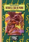 Edgar Rice Burroughs - Pellucidar Tome 5 : Retour à l'âge de pierre.