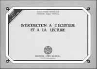 Edgar Willems - Introduction à l'écriture et à la lecture - Carnet n° 5.