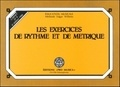 Edgar Willems - Les exercices de rythme et de métrique - Carnet n° 4.