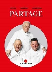 Edgard Bovier et Franck Giovannini - Partage.