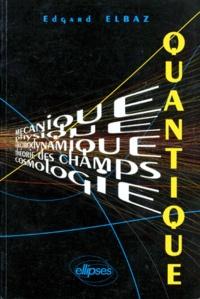 Quantique - Edgard Elbaz | Showmesound.org
