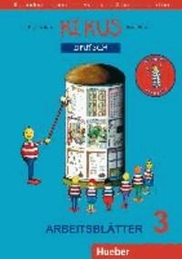 Histoiresdenlire.be KIKUS-Materialien. Arbeitsblätter 3 - Sprachen lernen im Vor- und Grundschulalter Image
