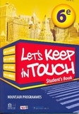 Edicef - Anglais 6e Keep in touch - Student's book.