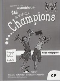 Histoiresdenlire.be Français CP La méthode syllabique des nouveaux champions - Guide pédagogique Image