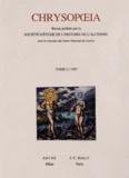 Sylvain Matton - Chrysopoeia Tome 1/1987 : .
