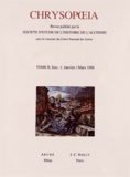 Sylvain Matton - Chrysopoeia Tome 2/1988 : Fascicules 1 à 4 - 4 volumes.