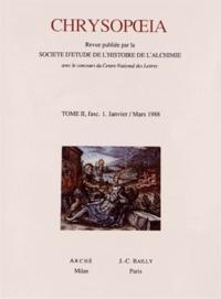 Chrysopoeia Tome 2/1988.pdf