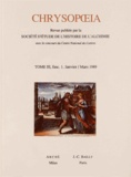 Sylvain Matton - Chrysopoeia Tome 3/1989 : Fascicules 1 à 4 - 4 volumes.