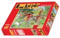 Edifa - Loupio : La chasse au vol - Puzzle 200 pièces.