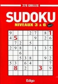 Sudoku 270 grilles - Niveaux 3 à 6 Volume 2.pdf