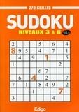 Edigo - Sudoku 270 grilles - Niveaux 3 à 6 Volume 4.
