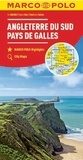 Marco Polo - Angleterre du Sud, Pays de Galles - 1/300 000.