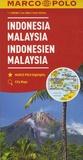 Marco Polo - Indonésie, Malaisie - 1/2 000 000.