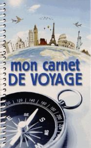 Edimag - Mon carnet  de voyage.