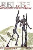 Collectif - Relief N° 8 : La culture à Chamonix.