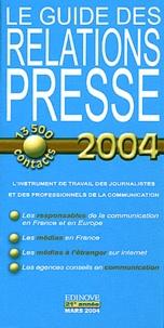 Deedr.fr Guide des Relations Presse Image