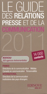 Corridashivernales.be Le guide des relations presse et de la communication 2011 Image