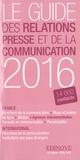 Edinove - Le guide des relations presse et de la communication.