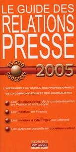 Edinove - Le Guide des Relations Presse.