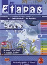 Edinumen - Etapa 8 - Libro del alumno. 1 CD audio