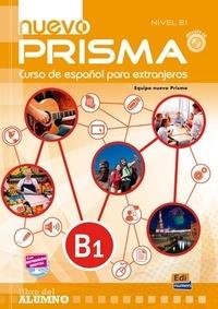 Deedr.fr Nuevo Prisma B1 - Libro del alumno Image