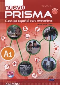 Edinumen - Nuevo Prisma nivel, nivel A1 - Curso de español para extranjeros.