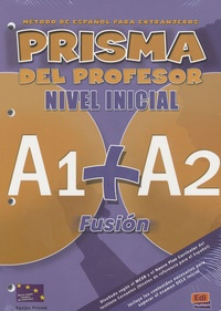 Edinumen - Prisma nivel inicial - Libro del profesor.