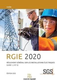 Règlement général sur les installations électriques -  Edipro |