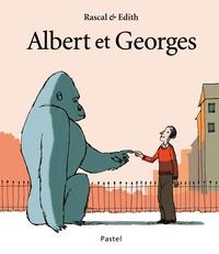 Edith et  Rascal - Albert et Georges.