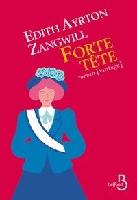 Edith Ayrton Zangwill - Forte tête.