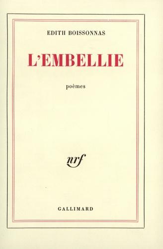 Edith Boissonnas - L'embellie.