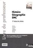 Edith Bomati et Françoise Bouron - Histoire Géographie EMC 1re STI2D, STL, STD2A - Livre du professeur.