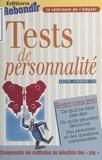 Edith Carrade'ch - Tests de personnalité.