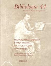 Corridashivernales.be Strasbourg, ville de l'imprimerie - L'édition princeps aux XVe et XVIe siècles (textes et images) Image