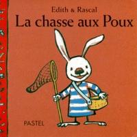 Edith et  Rascal - La chasse aux poux.
